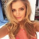 Milos Raonic's Girlfriend Danielle Knudson - Instagram