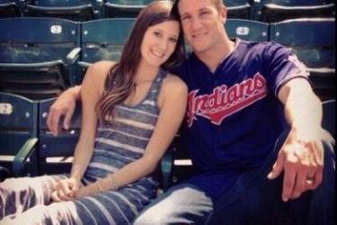 Yan Gomes' Wife Jenna Gomes - Twitter