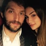 Alex Ovechkin's girlfriend Natasya Shubskaya - Instagram