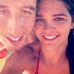 Frank Kaminsky's girlfriend Deme Morales -Instagram