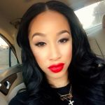 Glen Davis' girlfriend Jasmin Jaye - Instagram