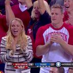 JJ Watt's girlfriend Caroline Wozniacki - CBS