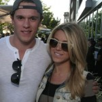 Jonathan Toews' Girlfriend Lindsey Vecchione