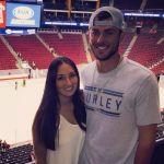 Kris Bryant's girlfriend Jessica Delp - Twitter