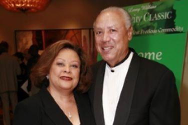 Lenny Wilkens' wife Marilyn Wilkens - celebrityclassic.net