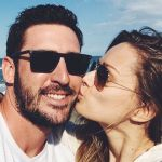 Matt Harvey's girlfriend Ania Cywinska - Instagram