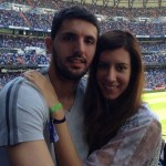 Nikola Mirotic's wife Nina Mitotic - Twitter