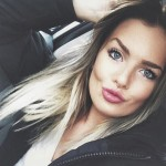 Sam Bennett's girlfriend Lizzy MacKay