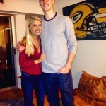 Sam Dekker's girlfriend Bailey Scheich - Instagram