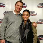 Thomas Vanek's wife Ashley Vanek