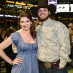 Wade Miley's wife Katy Miley - Twitter
