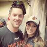Bud Norris' girlfriend Rachel Burns