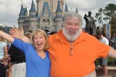 Chuck Blazer's girlfriend Mary Lynn Blanks
