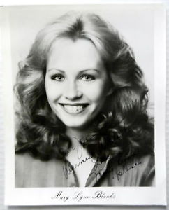 Chuck Blazer's girlfriend Mary Lynn Blanks