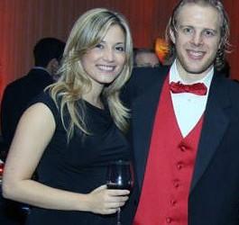 Kris Versteeg's wife Brittany Versteeg