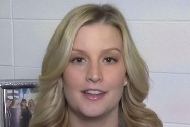 Matt Stajan's wife Katie Stajan