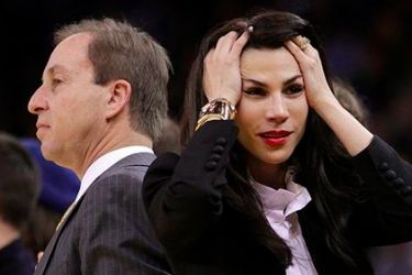 Joe Lacob's girlfriend Nicole Curran