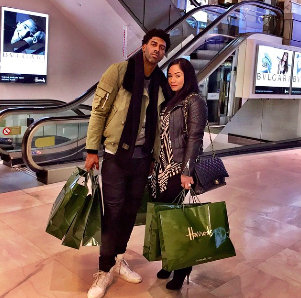 OJ Mayo's girlfriend Dona Lambert