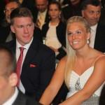 Ondrej Palat's girlfriend Barbora Bartikov