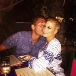 Sheldon Souray's girlfriend Barbie Blank