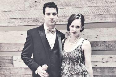 Andrew Cogliano's girlfriend Allie Bertram