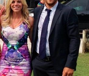 Andrew Desjardins' wife Mandy Desjardins