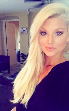 Byron Buxton's girlfriend Lindsey Tillery