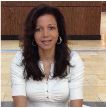 Darryl Hamilton's girlfriend Monica Jordan