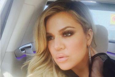 James Harden's girlfriend Khloe Kardashian