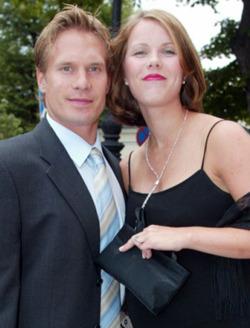 Kimmo Timonen's wife Tanja Johanna Timonen