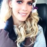 Marcus Kruger's girlfriend Malin Molander