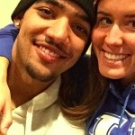 Trey Lyles' girlfriend Olivia Jester