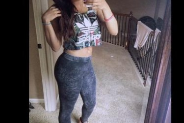 Willie Cauley Stein's girlfriend Kelsey Brooks