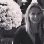 AJ Pollock's wife Kate Newall