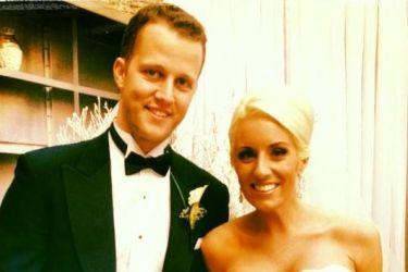 Brad Boxberger's wife Anna Boxberger