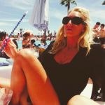 Danny Willett's wife Nicole Willett
