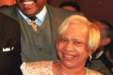 Don King's wife Henrietta King