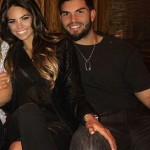 Eric Hosmer's girlfriend Kacie McDonnell