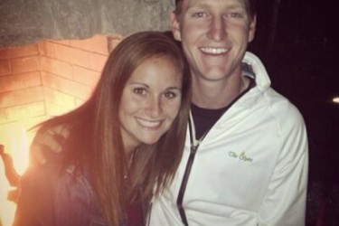 Jordan Niebrugge's girlfriend Molly Hobbs