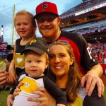 Mark Melancon's wife Mary Melancon