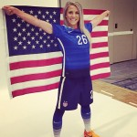 Zach Ertz's girlfriend Julie Johnston