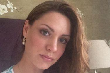 Branden Grace's girlfriend Nieke Coetzee