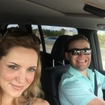 Branden Grace's girlfriend Nieke Coetzee