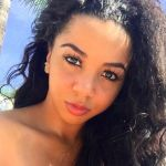 Colin Kaepernick's girlfriend Brittany Renner
