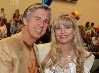 Dave Dombrowski's wife Karie Dombrowski