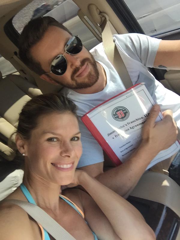 Jamie Little's husband Cody Selman