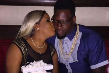Jason Pierre Paul's girlfriend Farraw Germain​