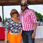 Johnny Cueto's wife Jennifer Ruiz