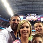 Mike Vrabel's wife Jen Vrabel