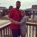 Scott Chandler's wife Alissa Chandler